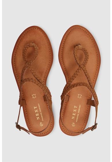 NEXT Велурени сандали Жени