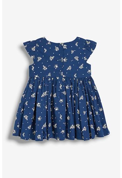 NEXT Флорална разкроена рокля Момичета