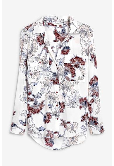NEXT Camasa din modal cu imprimeu floral Femei