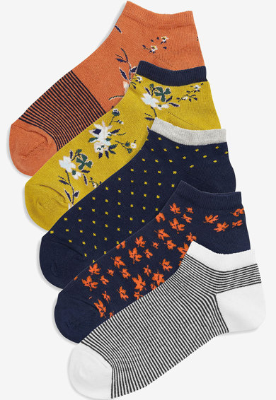 NEXT Чорапи, 5 чифта Жени