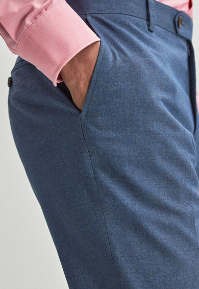 NEXT Pantaloni eleganti slim fit Barbati