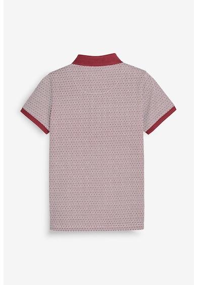 NEXT Тениска с яка и фигурален десен Момчета