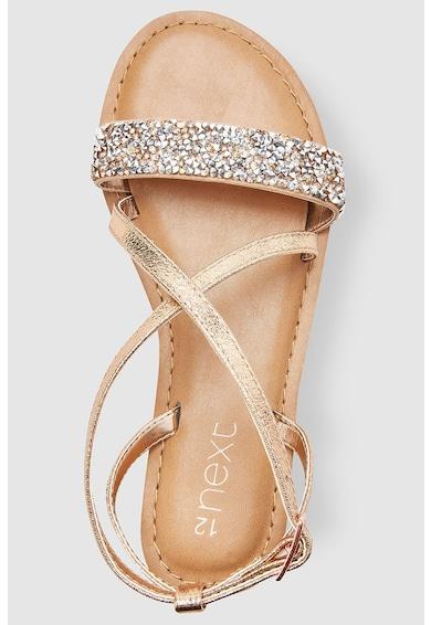 NEXT Sandale cu barete incrucisate Fete