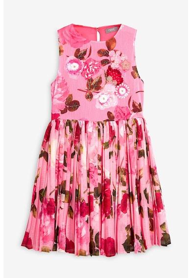 NEXT Redős ruha flitterekkel és gyöngyökkel Lány