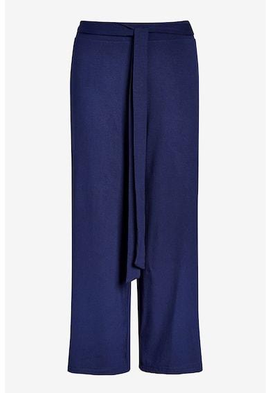 NEXT Pantaloni cu croiala ampla si cordon in talie Femei
