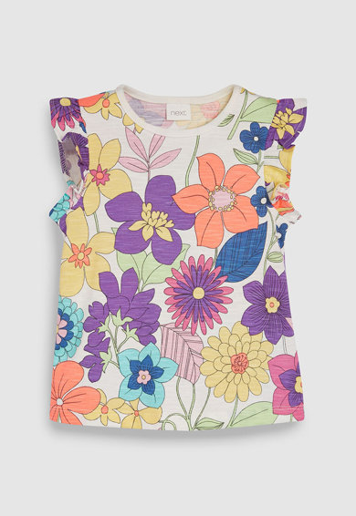 NEXT Тениска без ръкави, 3 броя Момичета