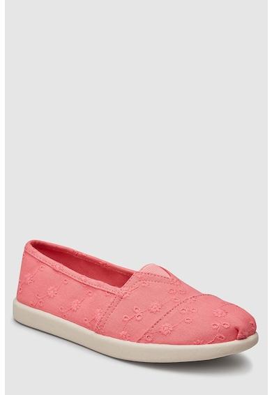 NEXT Pantofi slip-on de panza cu broderii Fete