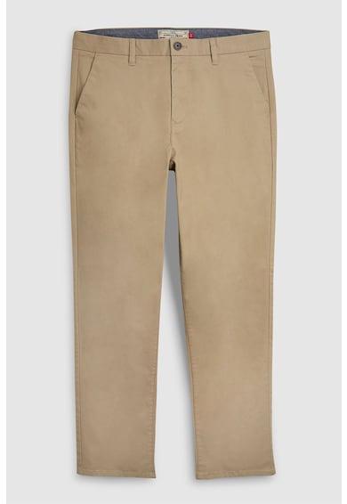 NEXT Pantaloni chino din material elastic a Barbati