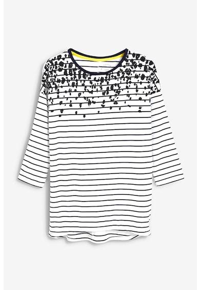 NEXT Bluza cu imprimeu si maneci 3/4 Femei