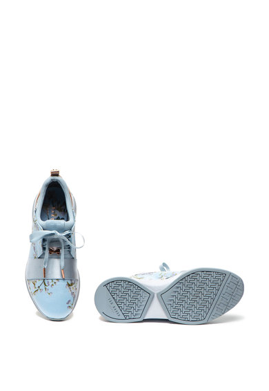 Ted Baker Pantofi sport cu model floral Cepap Femei