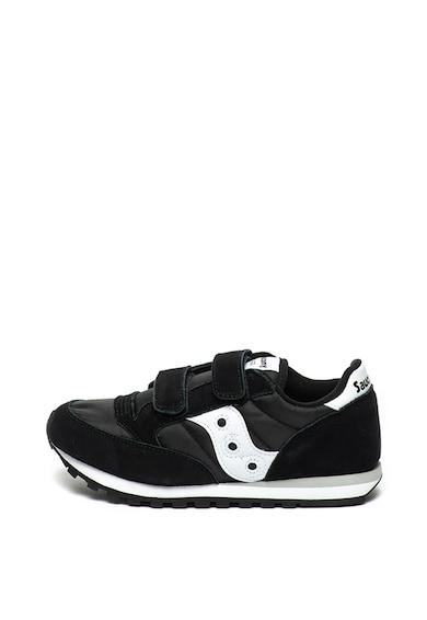 Saucony Pantofi sport cu garnituri de piele intoarsa Jazz Double Fete