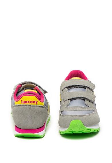 Saucony Спортни обувки Jazz с велкро и велур Момчета