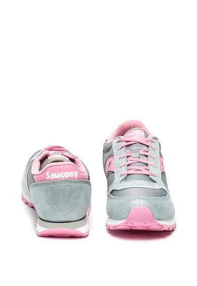 Saucony Спортни обувки Jazz Original с велур Момичета