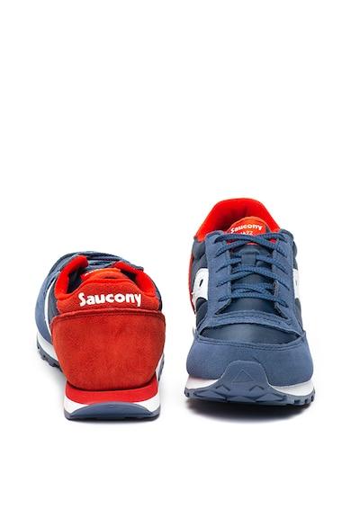 Saucony Pantofi sport cu model colorblock Jazz Original Baieti