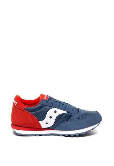 Saucony Спортни обувки Jazz Original с цветен блок Момчета