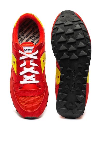 Saucony Спортни обувки Jazz Original Vintag с велурени детайли Момичета