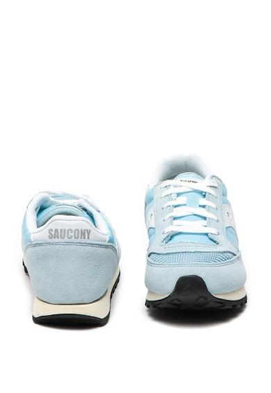 Saucony Pantofi sport cu insertii de piele intoarsa S-Jazz Fete