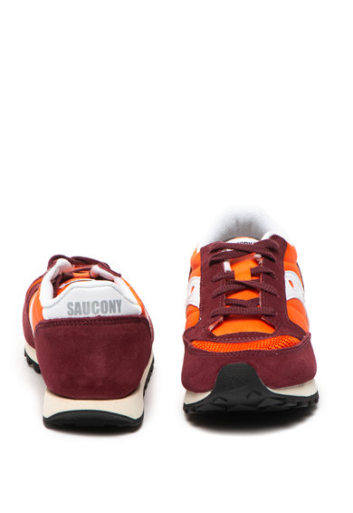 Saucony Pantofi sport cu detalii contrastante S-Jazz Fete
