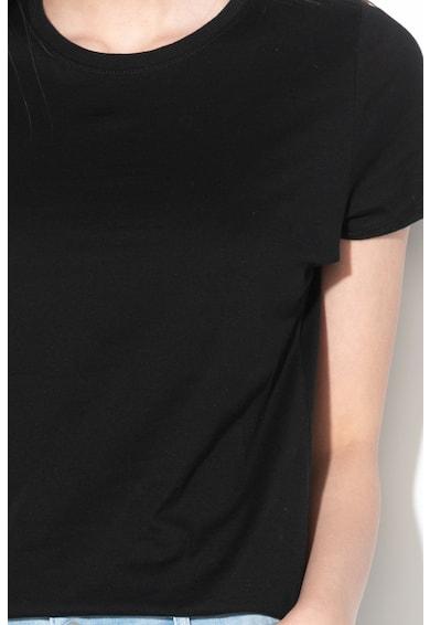 GAP Тениска с овално деколте Жени