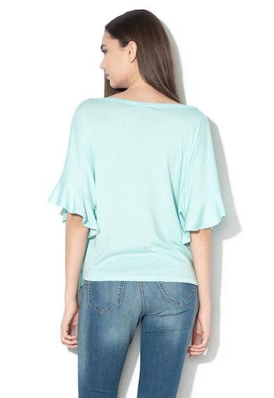United Colors of Benetton Tricou lejer din amestec de modal Femei