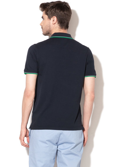 United Colors of Benetton Tricou polo cu broderie logo Barbati