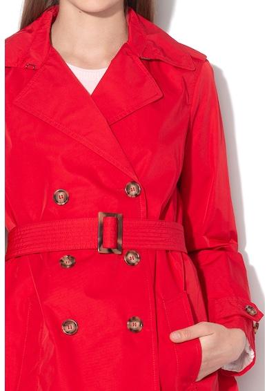 United Colors of Benetton Dupla gombsoros trenchcoat női