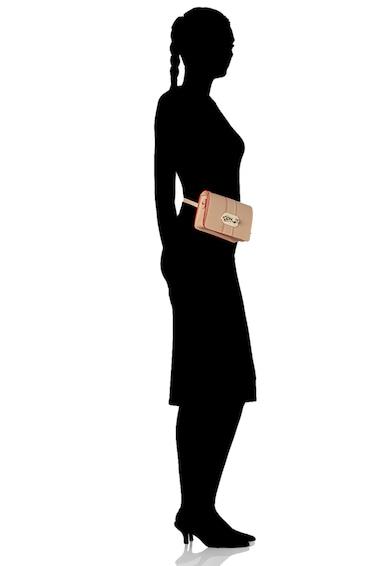 Antonia Moretti Geanta crossbody de piele, cu model convertibil Femei