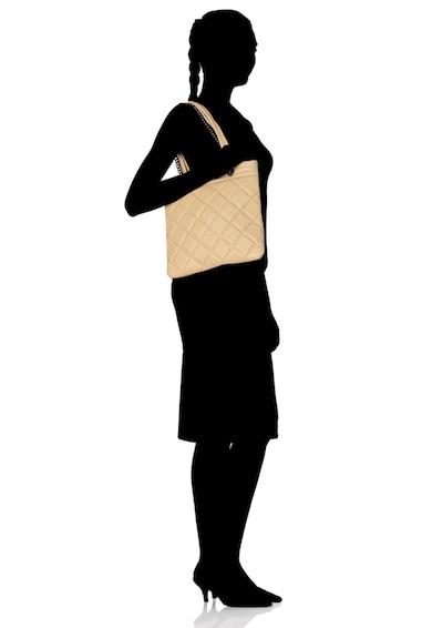 Antonia Moretti Geanta tote de piele cu aspect matlasat Femei