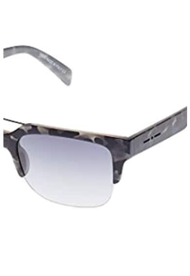 ITALIA INDEPENDENT Színátmenetes szögletes napszemüveg férfi
