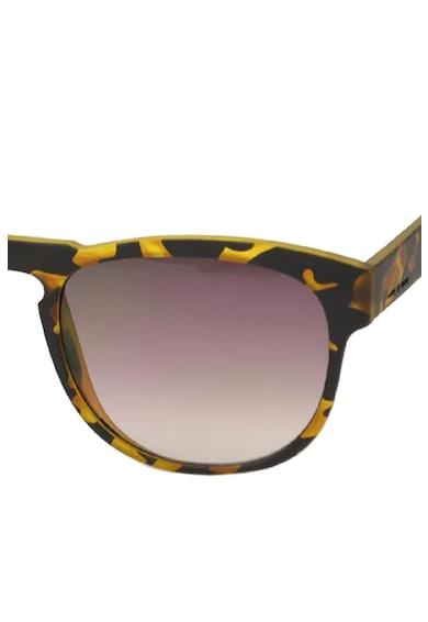 ITALIA INDEPENDENT Квадратни слънчеви очила с животинска щампа Жени