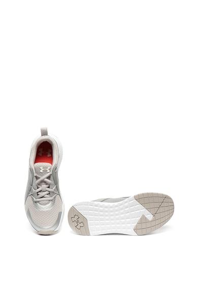 Under Armour Pantofi sport de plasa cu garnituri metalizate Intent TR Femei
