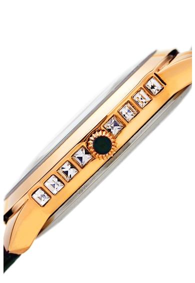 AKRIBOS XXIV Ceas quartz cu diamante pe cadran Femei