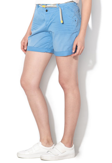 EDC by Esprit Pantaloni scurti cu o curea din material textil Femei