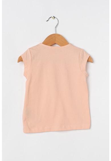 NAME IT Set de pantaloni cu imprimeu grafic si tricou Hesol Fete