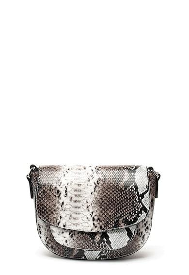 Pieces Celen táska kígyóbőr hatású mintával női