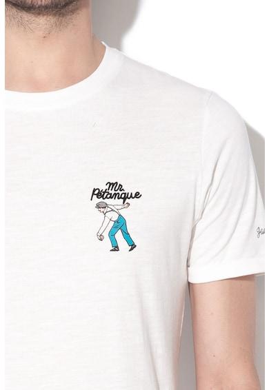 Jack&Jones Tricou slim fit cu imprimeu grafic Boules Barbati