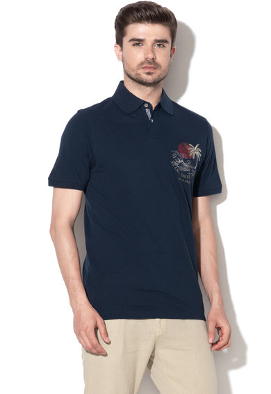 Jack&Jones Tricou polo slim fit Rozzy Barbati