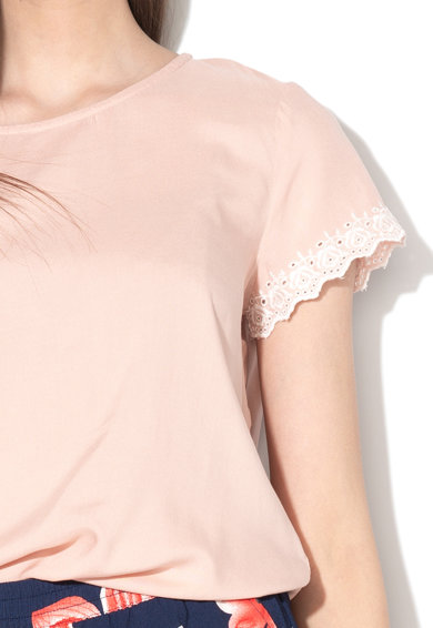Vero Moda Bluza lejera cu garnituri brodate Sophia Femei