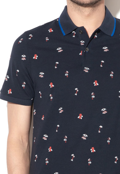 Jack&Jones Tricou polo slim fit Arto Barbati