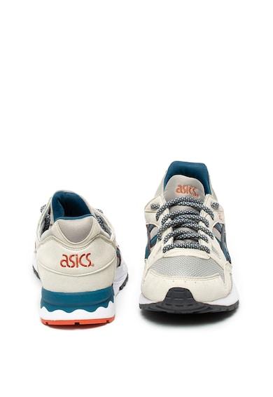 Asics Unisex Gel Lyte V sneaker nyersbőr hatású betétekkel női