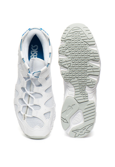 Asics Pantofi sport unisex cu garnituri de piele ecologica Gel-Mai Femei