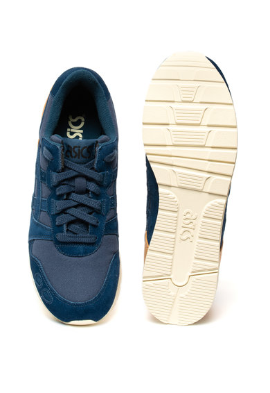 Asics Unisex Gel Lyte sneaker nyersbőr részletekkel férfi