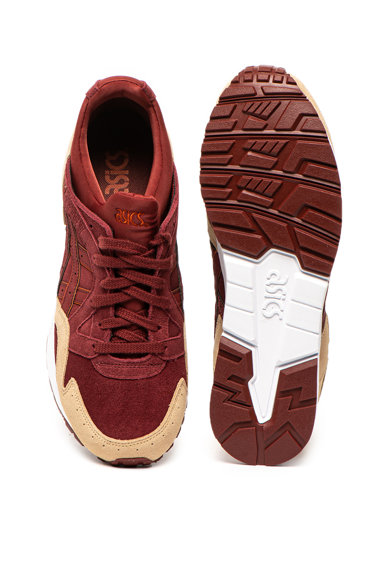 Asics Unisex Gel-Lyte V nyersbőr bebújós sneaker HL7B3 női