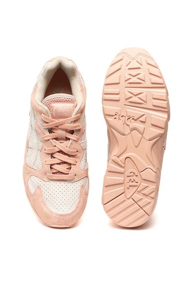 Asics Pantofi sport de piele intoarsa Gel Diablo Barbati