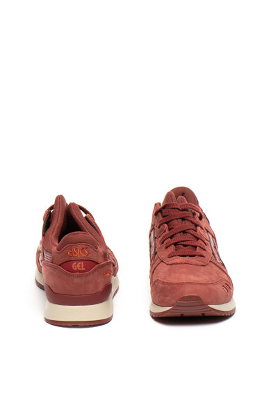 Asics Pantofi sport de piele nabuc Gel-Lyte III Barbati
