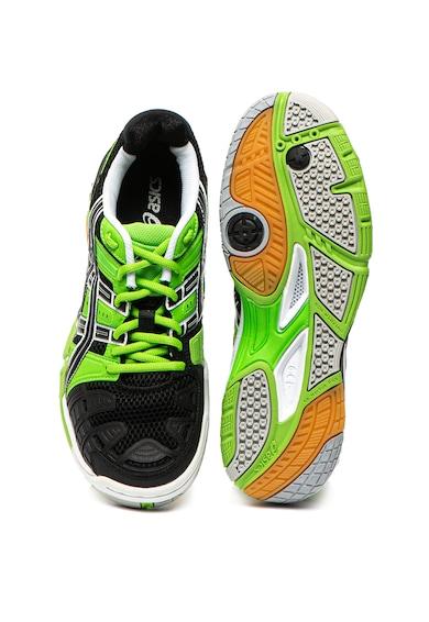 Asics Футболни обувки Gel Cyber Power от еко кожа и текстил Мъже