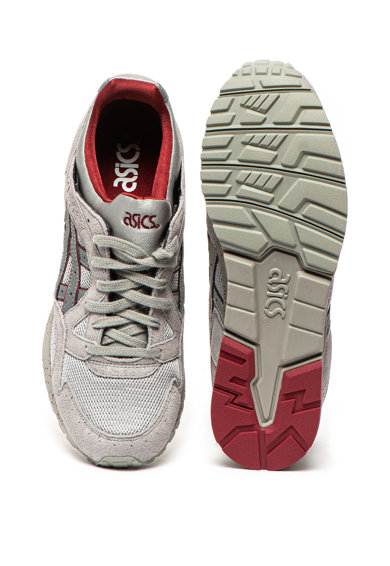 Asics Unisex Gel Lyte V nyersbőr és textil sneaker női