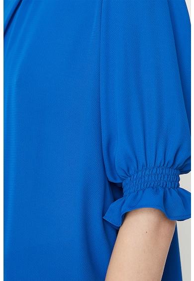 KOTON Bluza vaporoasa cu guler scurt Femei