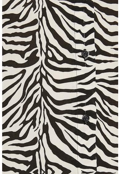 KOTON Camasa cu model animal print Femei