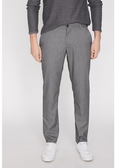 KOTON Панталон по тялото със скосени джобове Мъже